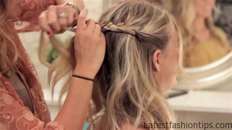 Hairstyles Challenge by Blindfolded Hairstyle Challenge Latestfashiontips