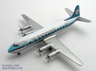 Corgi Aviation Archive 1 144 Vickers Viscount Continental Airlines the unofficial aviation archive february 2006