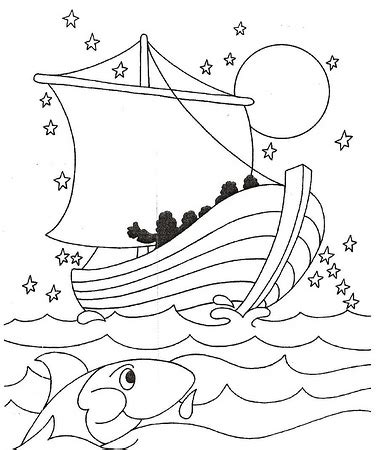 coloring page of jesus calming the sea jesus calms the storm calming the storm builders