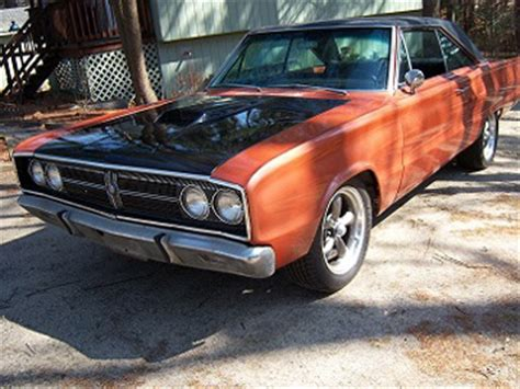 1967 dodge coronet 500 by stan bowers | mopars of the month