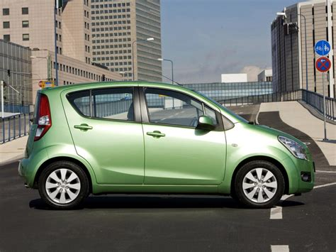 Suzuki Splash Specs Suzuki Splash Technical Specifications And Fuel Economy