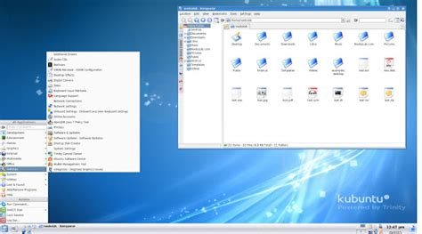 qt tutorial dbus trinity desktop a great taste of kde 3 5 for your debian