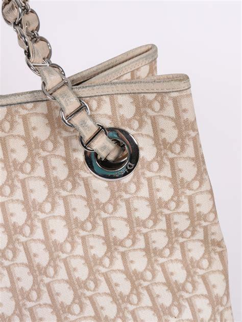 Trotter Romantique Equipped Handbag by Trotter Romantique Tote Bag Beige Luxury Bags