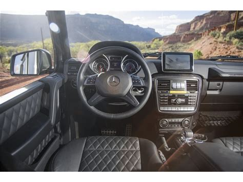 mercedes g class interior mercedes g class prices reviews and pictures u s