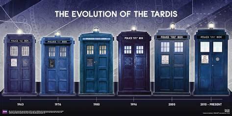 doctor who  tardis evolution print allposters.ca