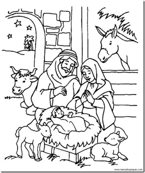 imagenes cristianas de navidad para colorear dibujos cristianos navidad para colorear