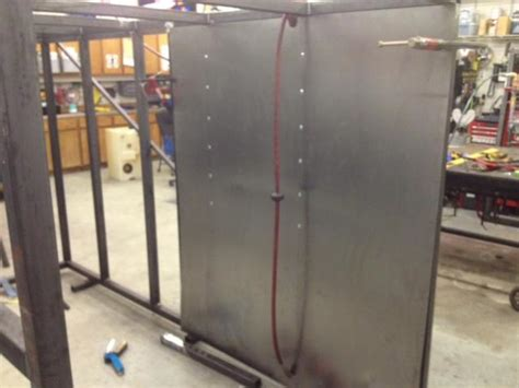 Pco2850g Gas Powder Coating pics of my new gas oven build caswell inc metal finishing forums