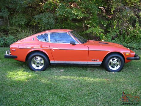nissan datsun 1978 1978 datsun 280 z arizona rust free car super clean 4