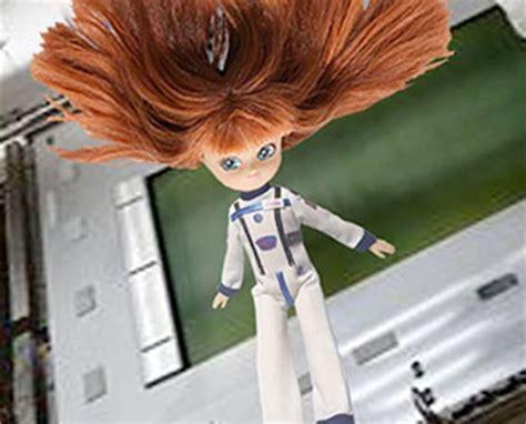lottie doll tim peake stargazer lottie declared doll in space