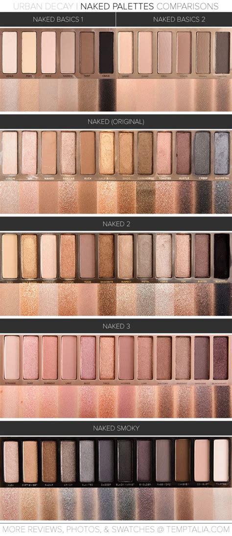 best decay eyeshadow colors best 25 decay eyeshadow ideas on