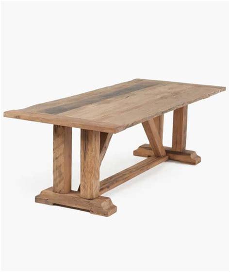 tafel gerecycled hout eettafels op maat online kopen meubilex