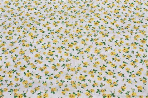 Roses Duvet Cover Retro Vintage Yellow Roses Print Pillowcases Amp Cotton