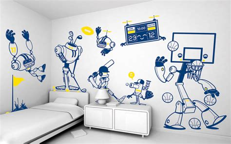 Wall Sticker Dinding Edukatif Untuk Anak Walpaper Paper Stiker kids room wall decoration wall stickers adorable home