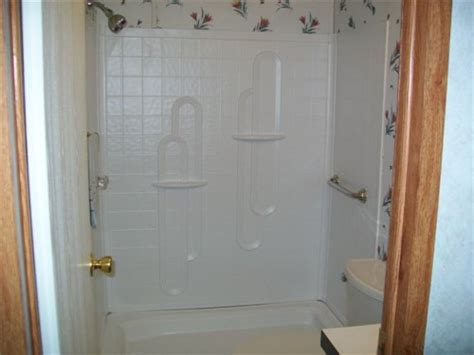 Mobile Home Bathroom Showers Mobile Home Shower Kits 18 Photos Bestofhouse Net 14839
