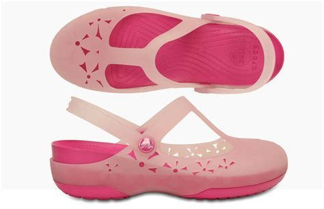 Sandal Crocs Carlie Maryjane Flower Bunga women s crocs carlie flower comfortable janes crocs official site