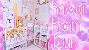 kawaii room tour
