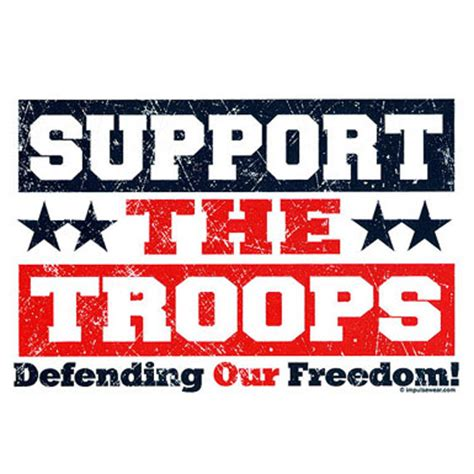 Tshirt Support The Troops support the troops defending our freedom t shirt