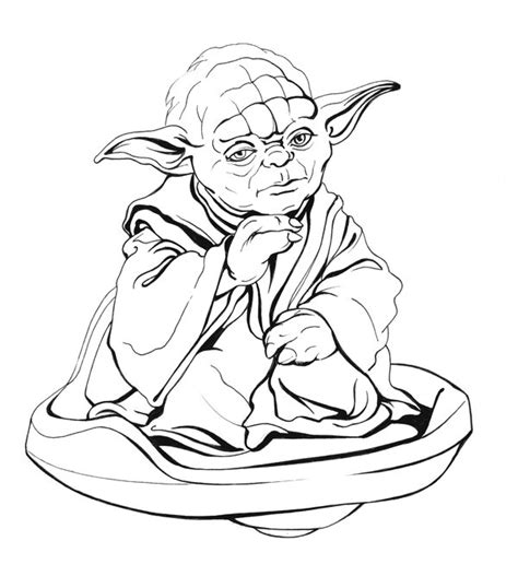 master yoda coloring page master yoda by callista1981 on deviantart