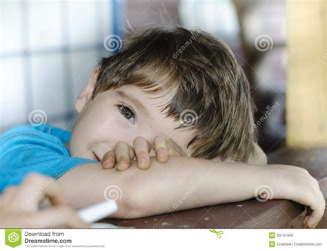 child s child s glance stock photo image 30141950