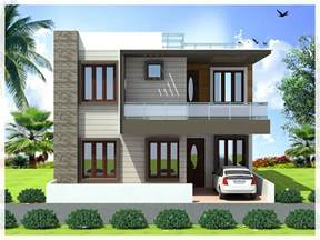 Kerala Home Design January 2014 Elevation For Duplex House In Modern Architecture Modern