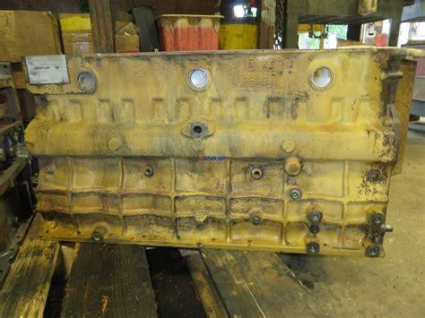 Filter Transmisi D3c Out 8s9130 caterpillar cat 3046 engine block used 90601