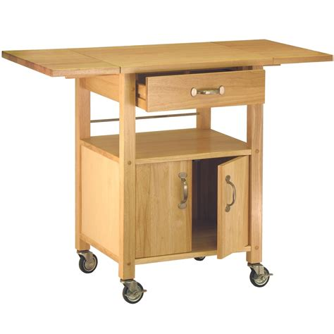 wood kitchen island cart wood kitchen cart with drawer in kitchen island carts