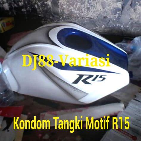 Tangki R15 Bahan Plastik dj88 variasi toko aksesories terlengkap dan terpercaya se indonesia tangki r15 motif