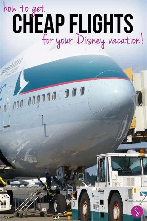 cheap flights  orlando  visit mickey mouse