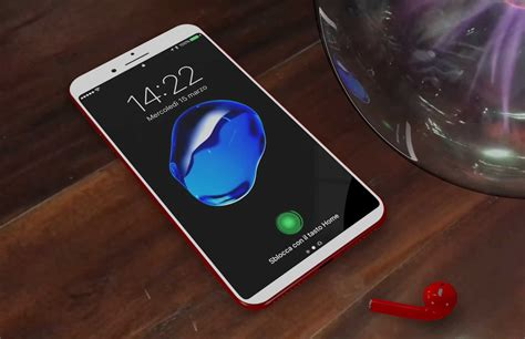 8 Awesome Iphone by Cool Iphone 8 Concept Imagines Ios Without A Home Button
