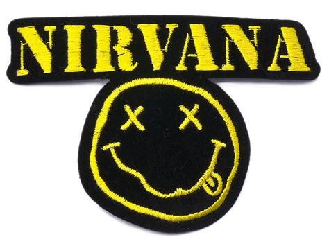 nirvana smiley face tattoo saturday s humbug the backseat logbook nirvana logo