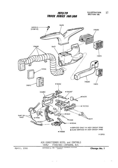 F350 vacuum switch on heater controls - Ford Truck