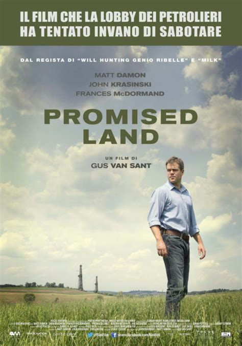 sinopsis film promised land promised land film 2013