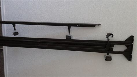 queen size cast iron bed frame  casters easy set  central nanaimo nanaimo mobile