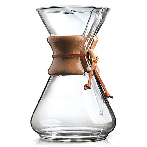 chemex 174 coffee maker collection bed bath beyond