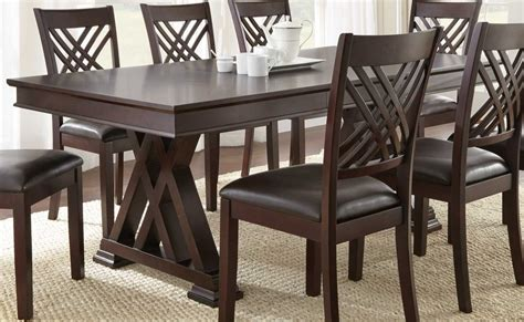 Novo Dining Room Set Sharelle Furnishings Novo 9 Dining Set Reviews