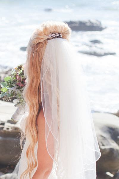 wedding hairstyles w veil how to wear a veil with every wedding hairstyle weddingwire