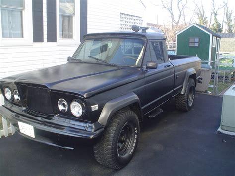 jeep honcho custom blackacej10 1980 jeep j10 honcho specs photos