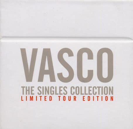 tutti i cd di vasco discografia singoli singles collection vasco