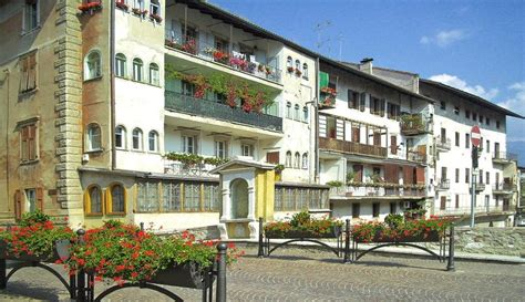 borgo valsugana alberghi appartamenti trentino
