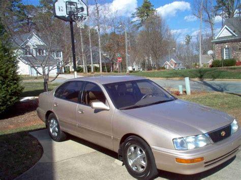 1995 Toyota Avalon Xls 1995 Toyota Avalon Review Avalon Xls
