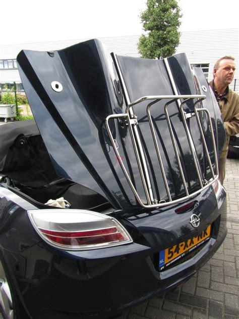 vauxhall gt pontiac solstice luggage rack