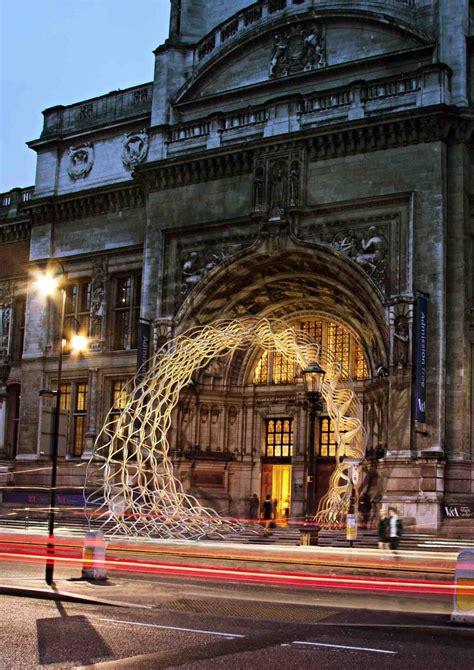 design museum london entrance material design gt al a and ahec to transform v a museum