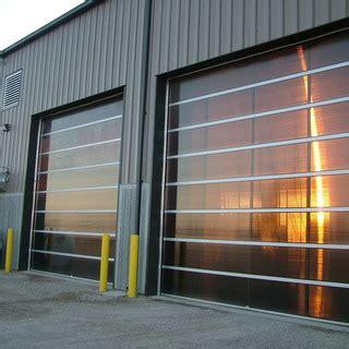 Translucent Garage Door by Splendorous Translucent Garage Doors White Brick House