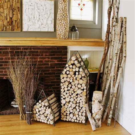 20 stunning firewood storage focal points their magical