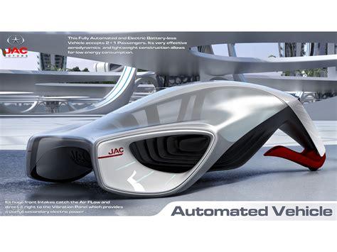 Interior Design Courses Online by Jac Motors Hefei Concept Car Body Design