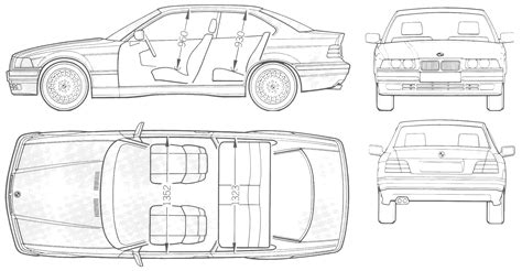 index of blueprints bmw