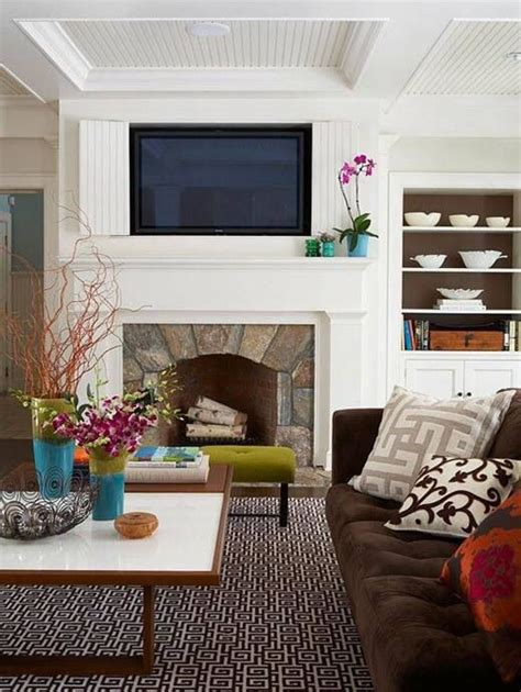 decorating secret 5 hang a mirror in every room idea for west wall hang mirror over fireplace build this
