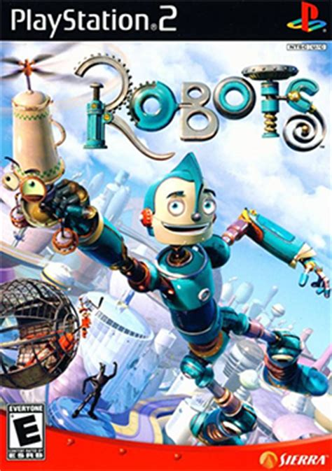 film robot part 2 robots 2005 video game wikipedia