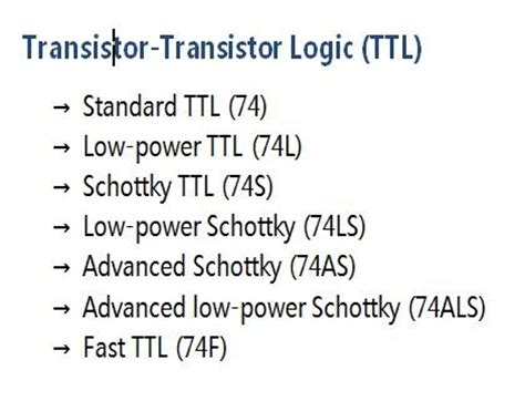 ttl series integrated circuits level shifting between ttl and cmos