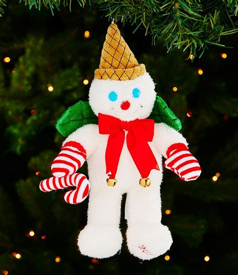 trimsetter 2016 mr bingle plush ornament dillards